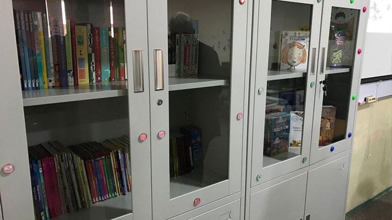 """Shkolla """"Skënder Emerllahu"""" në Ramjan bëhet me bibliotekë moderne"""