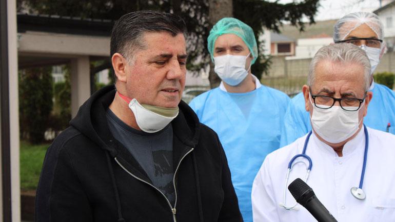 Haziri: Në këtë situatë kundër pandemisë, po punojmë që askush të mos mbetet pa bukë në sofër