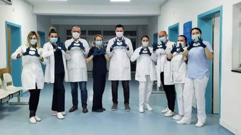 Kamenica fton të gjithë mjekët, infermierët dhe studentët e mjekësisë, të bashkohen si vullnetarë kundër Koronavirusit