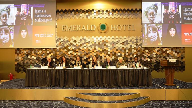 Konferencën ndërkombëtare në të cilën mori pjesë bordi i drejtorëve të Asociacionit Ndërkombëtar të Grave Police