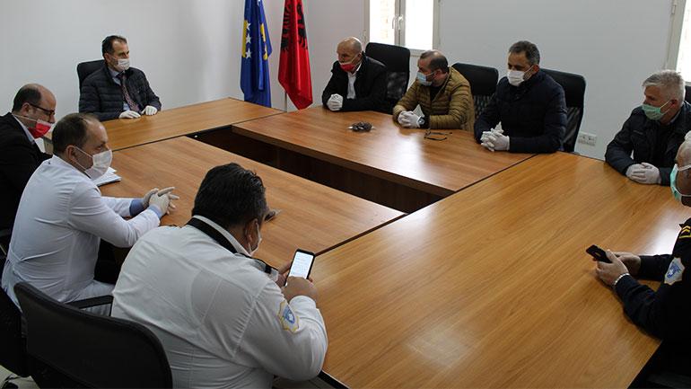 Qendra korrektuese e Gjilanit njofton se ka marrë të gjitha masat për parandalim të përhapjes së Covid-19