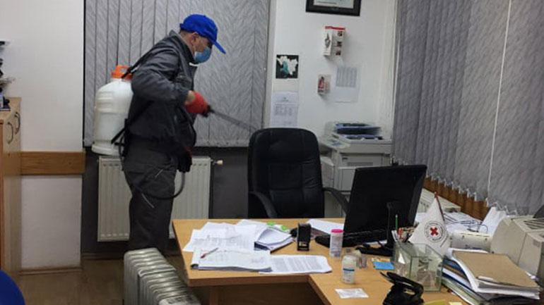 Dezinfektimet e objekteve janë duke vazhduar në Komunën e Kamenicës
