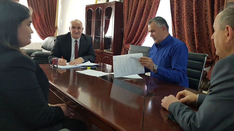 Komuna e Vitisë dhe IADK vazhdojnë bashkëpunimin duke nënshkruar edhe një marrëveshje të rëndësishme