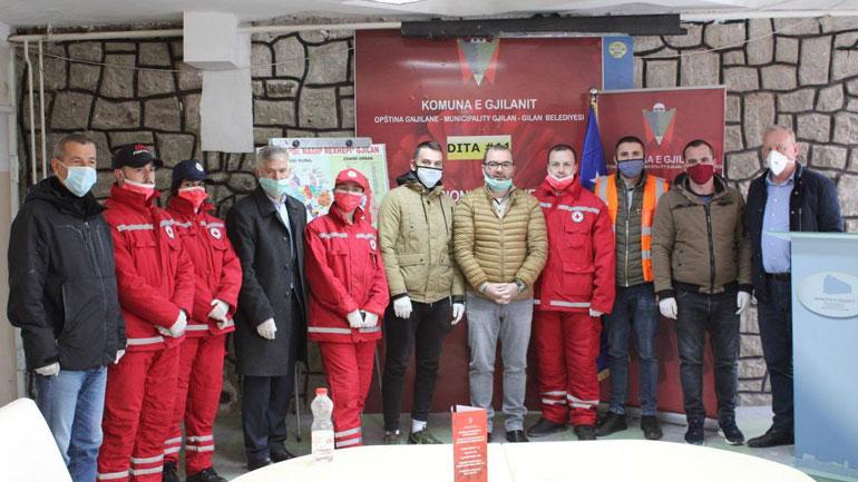 Komuna e Gjilanit mbështetet edhe nga Viva Fresh Store