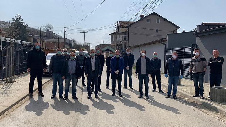 Ismajli viziton Zhegrën: Janë shembull për menaxhimin e suksesshëm të Covid-19