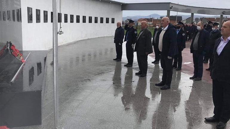 Homazhe në nderim të dëshmorëve të fshatrave Lubishtë dhe Smirë