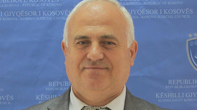 Aziz Shaqiri rizgjedhet nënkryetar i Gjykatës Themelore në Gjilan edhe për një mandat
