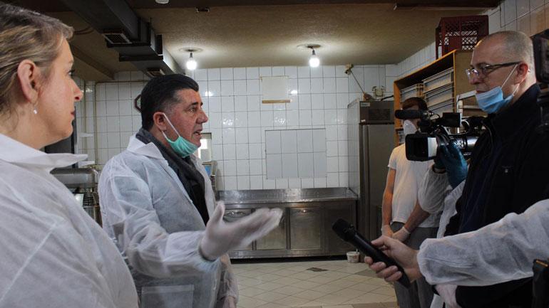 Haziri: Faleminderit furrës Mala për bukën e dhënë në këto ditë të vështira