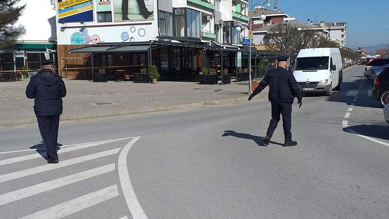 Policia ka shqiptuar 880 tiketa gjobë në bazë të ligjit të pandemisë COVID-19