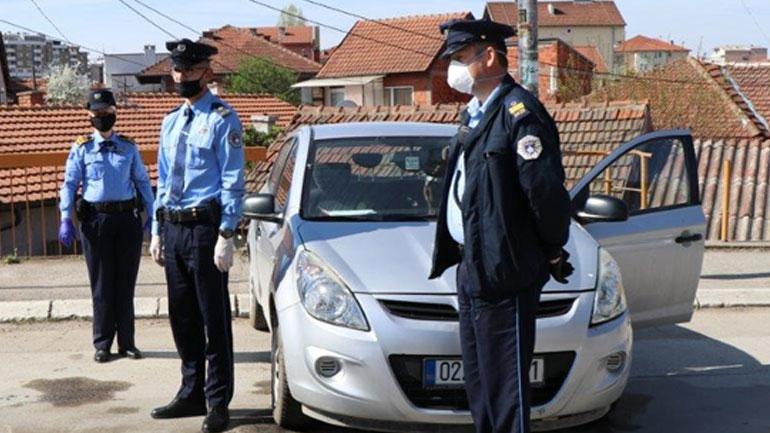 Rajoni i Gjilanit: Policia ka shqiptuar 639 fletëparaqitje në bazë të ligjit të pandemisë COVID-19