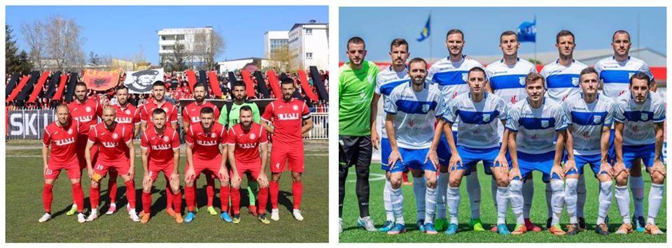 Testohen futbollistët e Gjilanit dhe Dritës, asnjë pozitiv