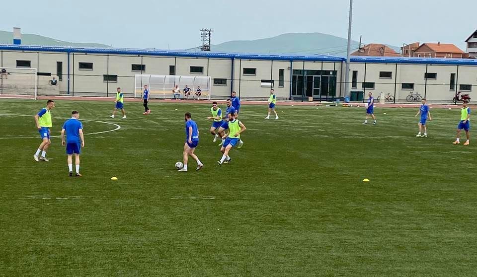 Rikthehet futbolli kosovar, Drita dhe Gjilani zhvillojnë stërvitje pas dy muajsh