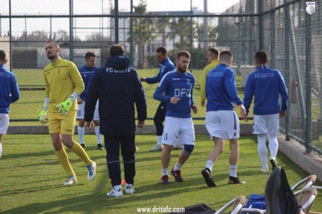 Futbollistët dhe trajneri i Dritës mund të mos karantinohen, klubi gjilanas do të përkujdeset për t'i testuar dhe vetizoluar