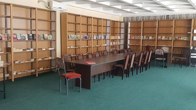Vitia ka rihapur bibliotekat publike, por me disa kushte shkaku i virusit pandemik COVID-19