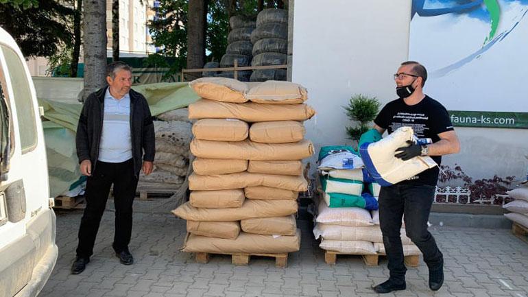 Gjilani shpërndan pakon sociale për bujqësinë