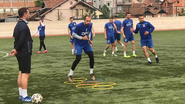 Një lojtar i Dritës ka rezultuar pozitiv në testimin për Covid-19