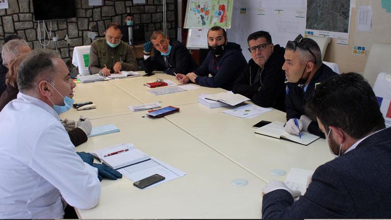 Haziri: Në Gjilan kemi shkallë të lartë të përmirësimit të situatës kundër Covid-19