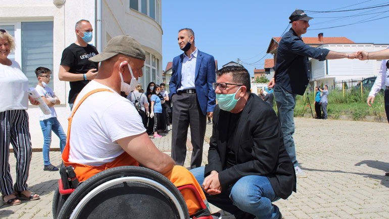 Haziri: Një ditë e jashtëzakonshme për Gjilanin, u tregua shpirti solidar!