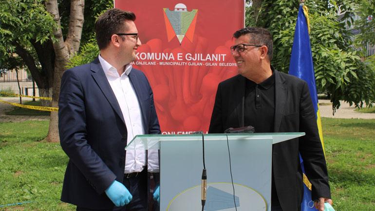 Mustafa i konfirmon Hazirit mbështetjen për sektorin e bujqësisë