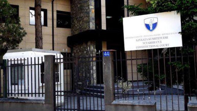 Gjykata Kushtetuese vendos për dekretin e Thaçit