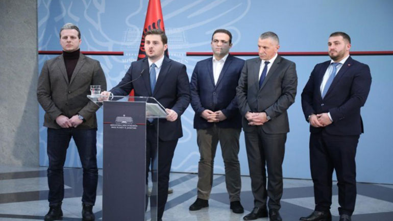 PVD i kërkon kandidatët APN-së për deputet në zgjedhjet parlamentare