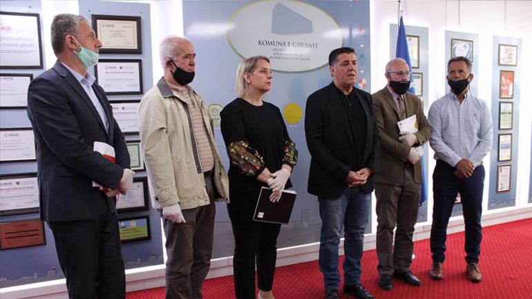 Një ekip i Gjilanit po i bënë vlerësimet për dëmet e pandemisë në ekonomi