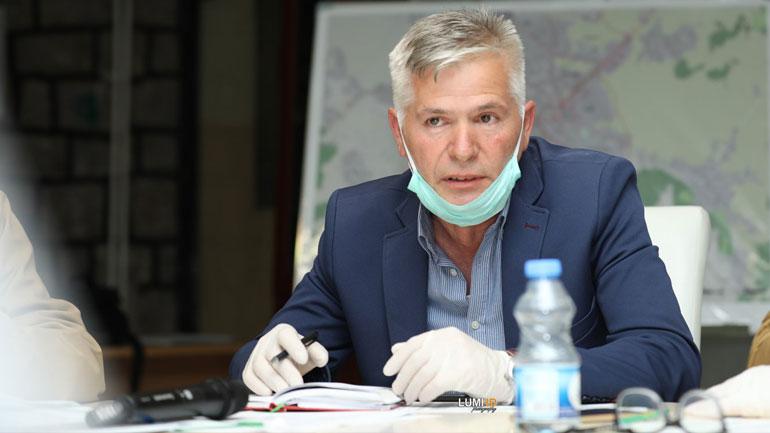 Gjilani ka aktualisht 733 raste aktive, 106 prej të cilëve në hospitalizim