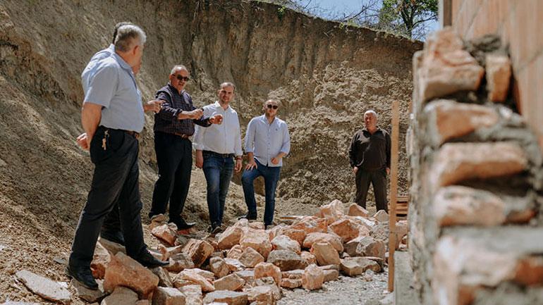 Kastrati: Ky monument do te jetë dokumentim i veprimtarisë së Rexhep Malës