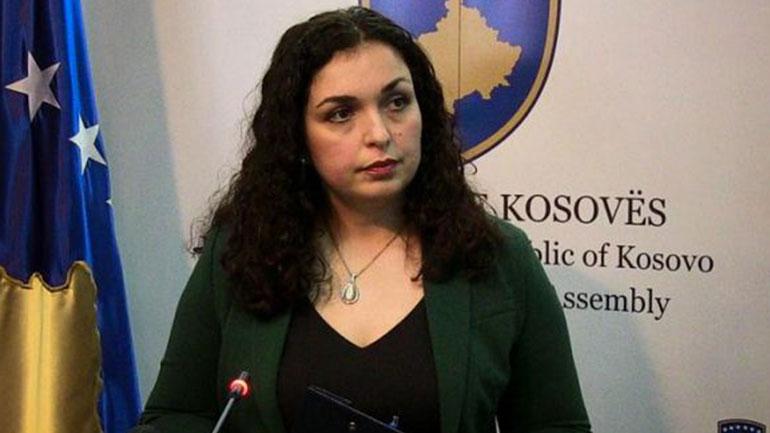 E urojnë presidenten e Kosovës, Vjosa Osmanin për zgjedhjen e saj në këtë pozitë