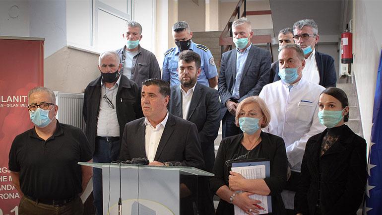 Haziri apelon qytetarët që t'i përmbahen rregullave kundër përhapjes së Covid-19