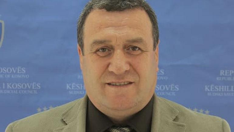 Ka ndërruar jetë gjyqtari i Gjykatës Themelore të Gjilanit, Halil Zahiri