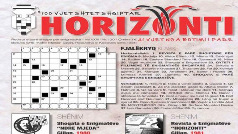 Gjilani qyteti ku ishte krijuar pjesa e historisë së enigmatikës shqiptare!