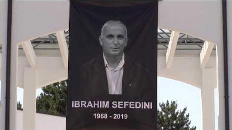 Përkujtohet gazetari Ibrahim Sefedini në njëvjetorin e vdekjes