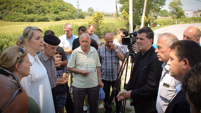 Malisheva e Gjilanit kërkon reflektimin e deputetëve të Parlamentit të Kosovës për impiant dhe ujëra të zeza
