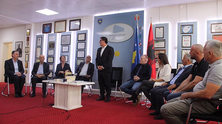 "Lutfi Haziri nderon me mirënjohje edhe ""Mala"", ""Renson"", Sali Haliti, Argton Ramadani, Agim Behluli dhe Zijadin Maliqi"