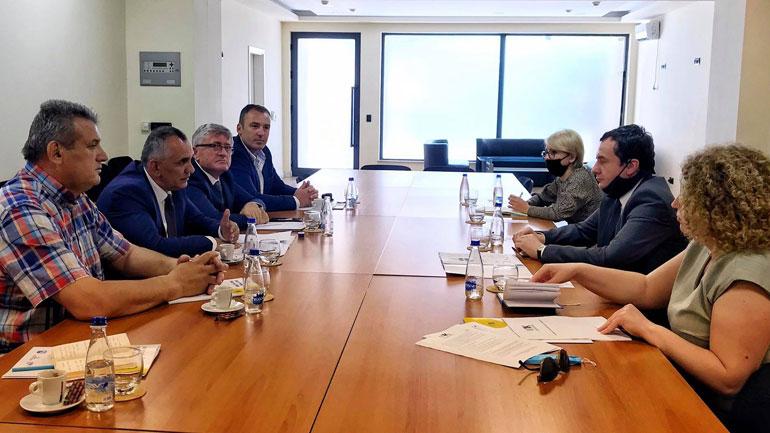 OAK kërkon përkrahje nga partitë politike në Kuvend për tejkalimin e krizës