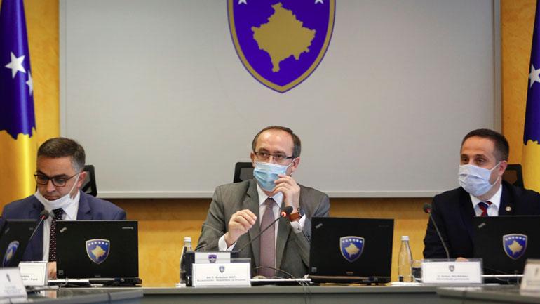 Ja cilat vendime u miratuan sot nga Qeveria e Kosovës