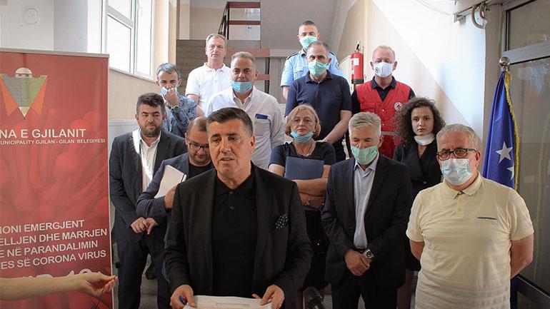 Haziri: Preventiva kundër Covid-19 është respektimi strikt i masave mbrojtëse