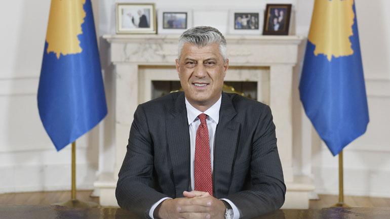 Adresimi i Presidentit të Republikës së Kosovës për qytetarë