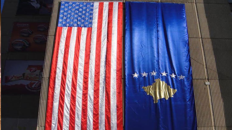 Thaçi: Populli i Kosovës është përjetësisht falënderues për mbështetjen amerikane