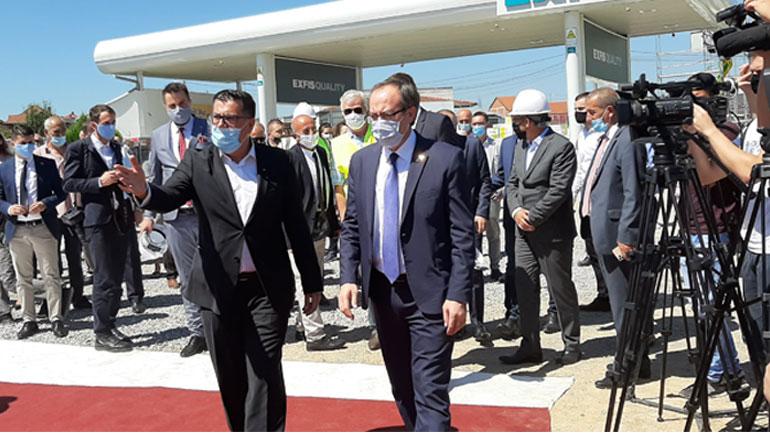 Në Gjilan nis ndërtimi i hyrje daljes katër korsi Gjilan-Prishtinë – kosto 3.9 milionë euro