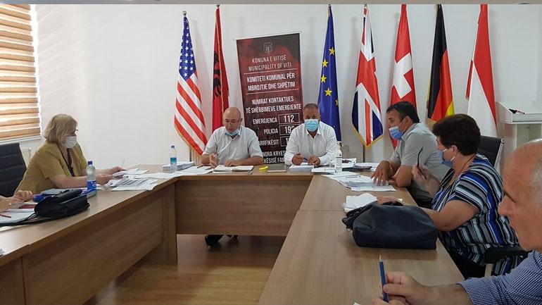 Viti: KPF mbajti mbledhjen e pestë të rregullt