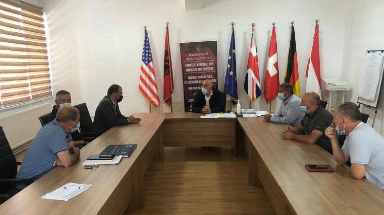 Kërkohet punë më intensive që objekti i ri i shkollës në Pozheran të përfundojë sa më parë