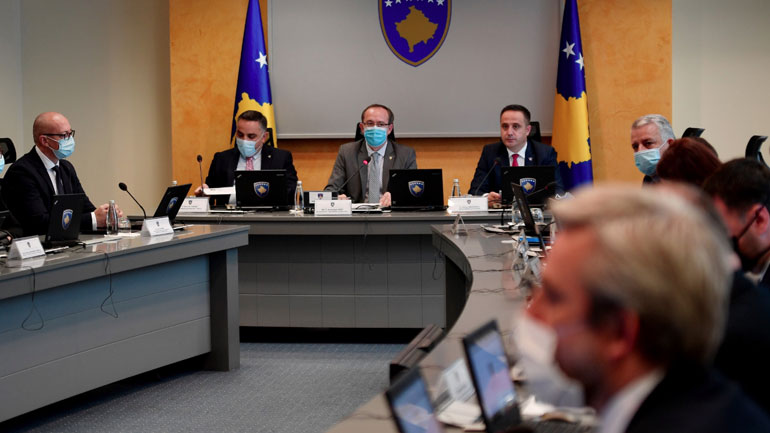 Ja vendimet që mori Qeveria në mbledhjen e sotme