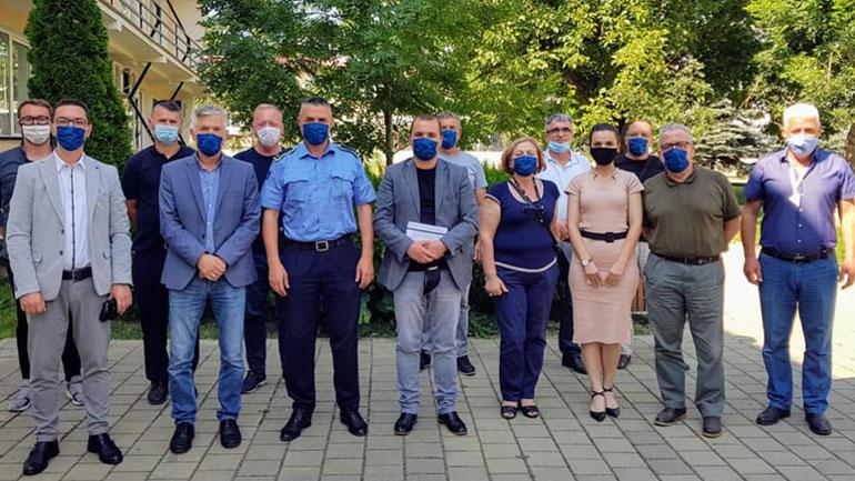 Gjilani ka aktualisht 115 raste aktive me COVID-19