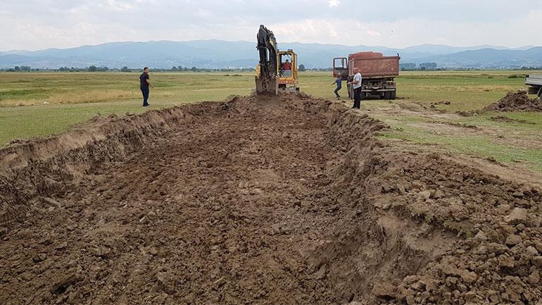Filluan punimet në ndërtimin e stadiumit të dytë në Pozheran