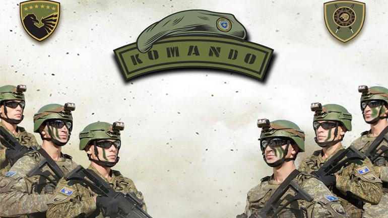 Mbahet ceremonia e certifikimit të pjesëtarëve të njësisë Komando-Bereta
