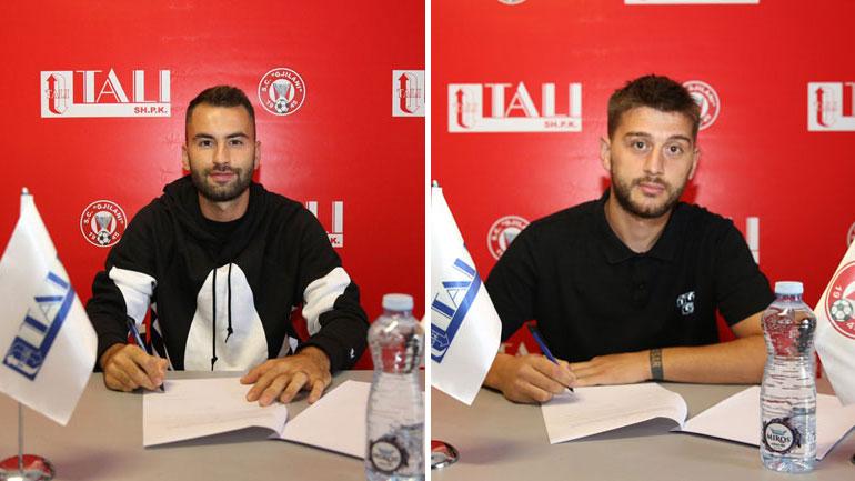 Armend Halili vazhdon bashkëpunimin me SC Gjilanin, e Shend Kelmendi bëhet futbollisti më i ri i këtij klubi