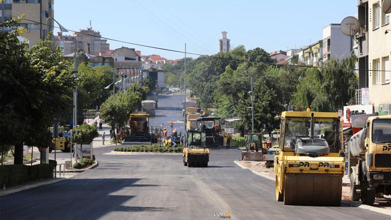 Gjilan: Ja cila rruga do të mbyllet të hënën për qarkullim të automjeteve