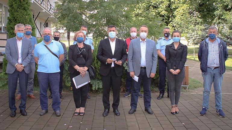 Komiteti i Gjilanit vlerëson situatën me COVID-19, pas rasteve më të reja